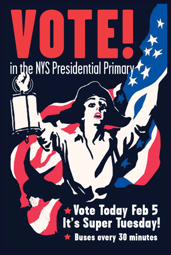 Bard Dems Poster Designs: variations